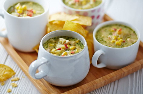 TH CHICKCORNCHOWDER