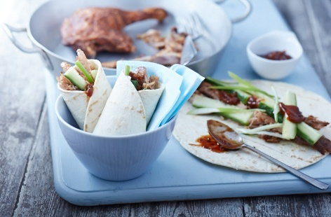 Chinese Style Duck Wraps Tesco Real Food