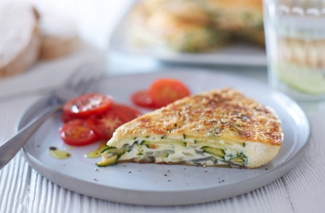 TH COURGETTEMINTFRITTATA