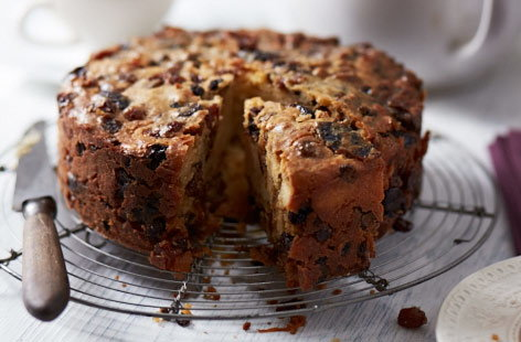 Recipes For Fruit Cake Baking Ideas Tesco Real Food