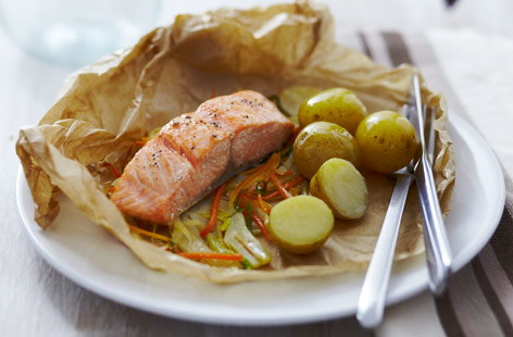 HEALTHY SalmonandFennelPapillote Th