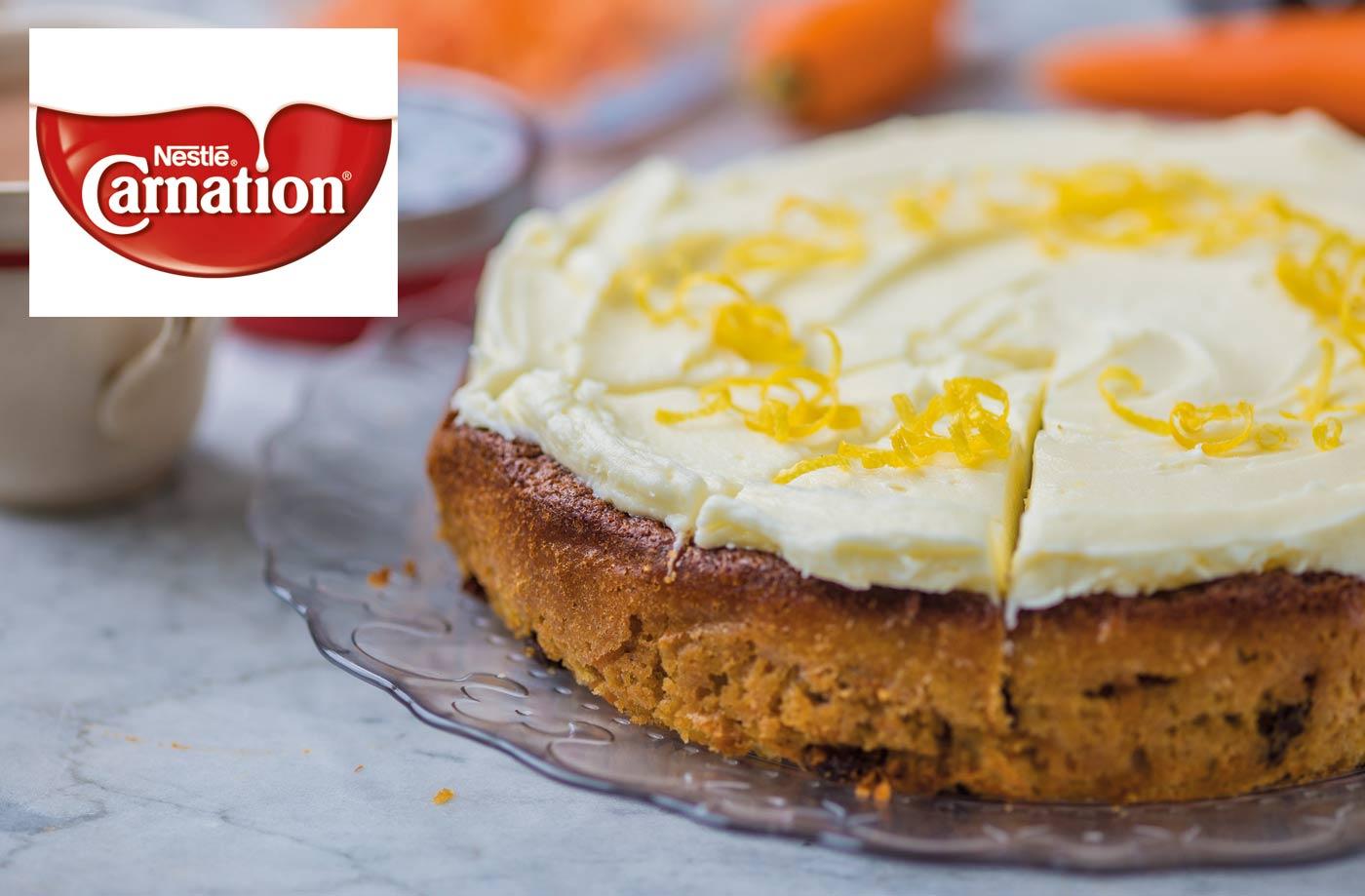 Tesco carrot cake recipe