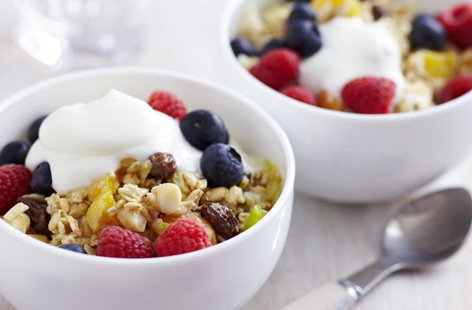 Healthy BircherMuesli He