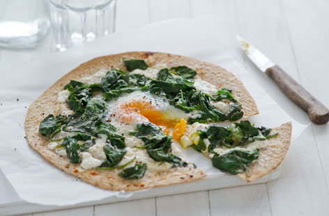 Healthy Living Pizzette(h)