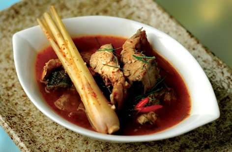Indonesian Hot & Sour Fish Soup THUMB