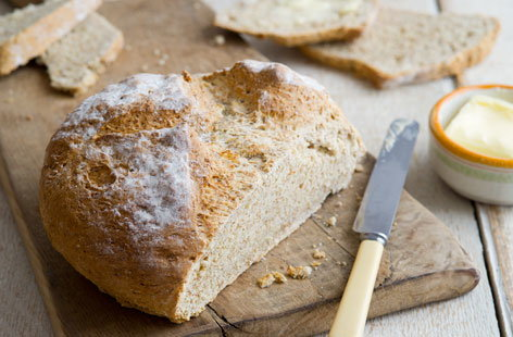 Irish soda bread (h)