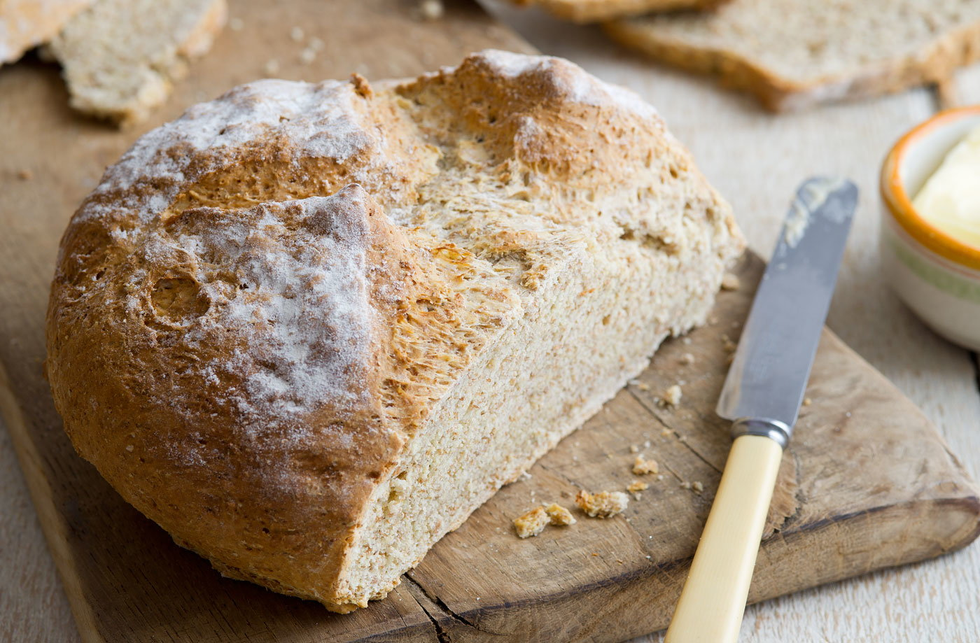 Irish soda bread | Tesco Real Food