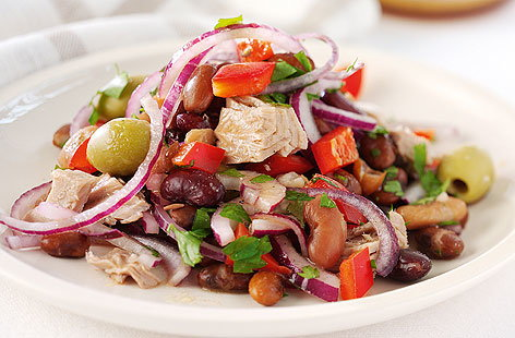 Italian Tuna & Bean Salad