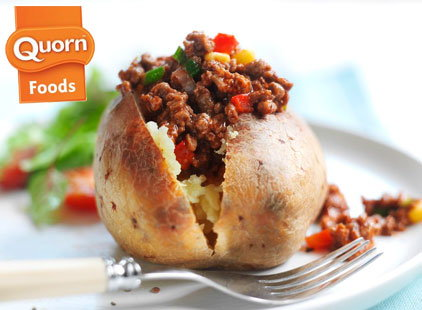 quorn jacket potato(t)