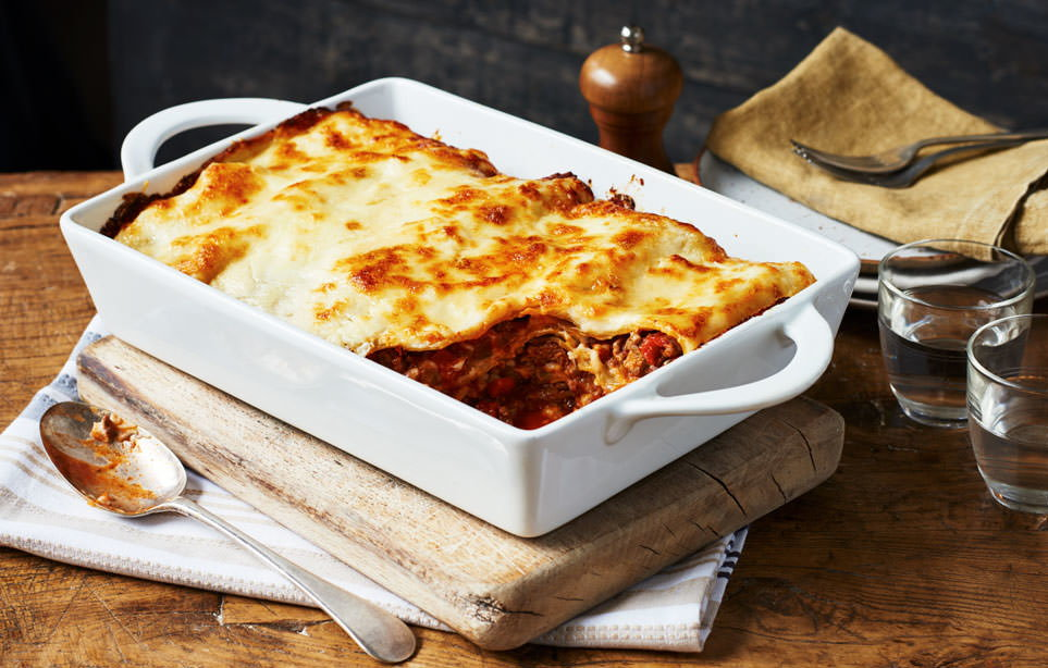 10 lovely lasagne recipes