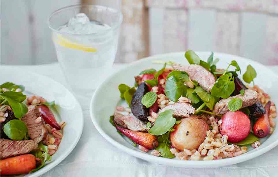 10 super spring salad recipes