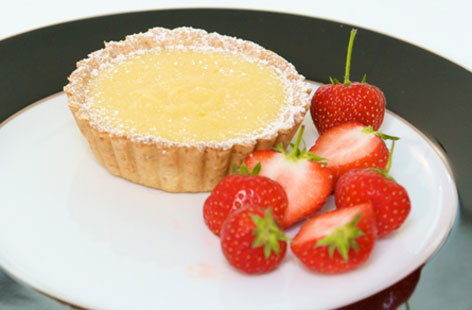 Lemon Tart (h)