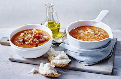 Tuck into tasty meals and stick to a budget with our delicious recipe ideas