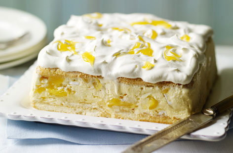 Limoncello Ice Cream Cake Tesco Real Food