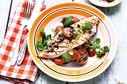 From rich mackerel to flaky trout, there are so many amazing varieties of fish for you to enjoy