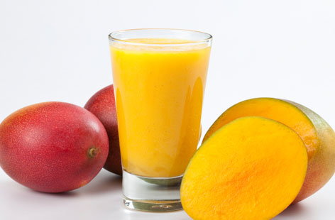 Mango and ginger fizz thumb