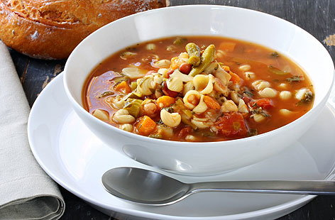 Minestrone SoupTHUMB