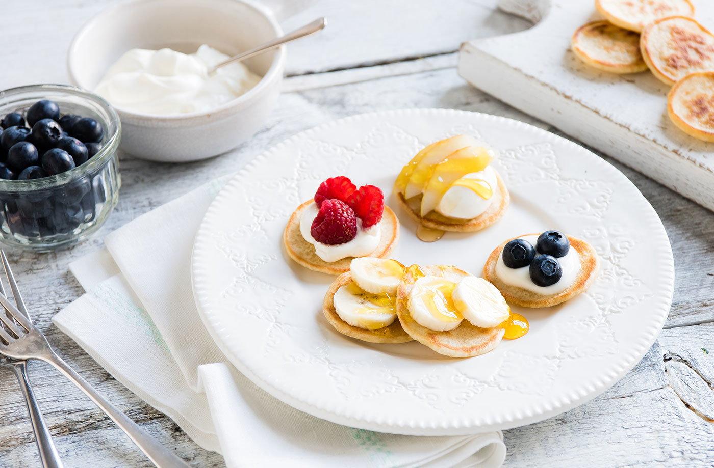 Mini Pancakes Tesco Real Food