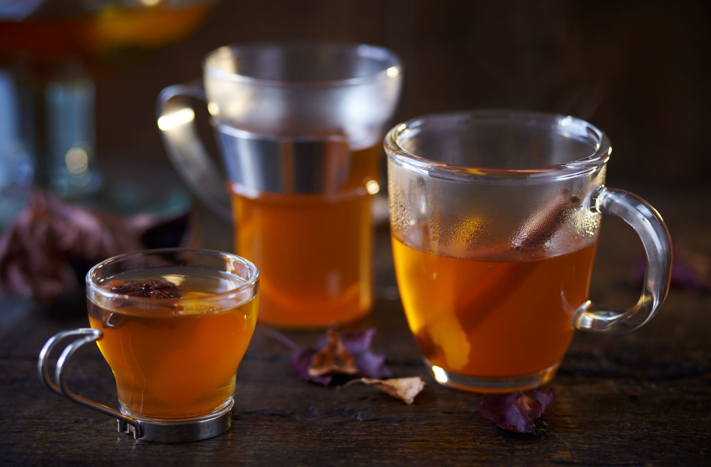 Mulled cider punch recipe