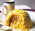 Passionfruit and Lemon Steamed Pudding (t)