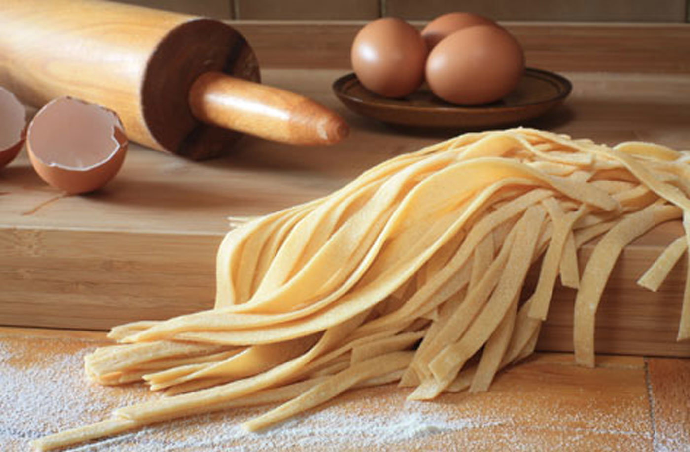 Pasta customer recipe LGH