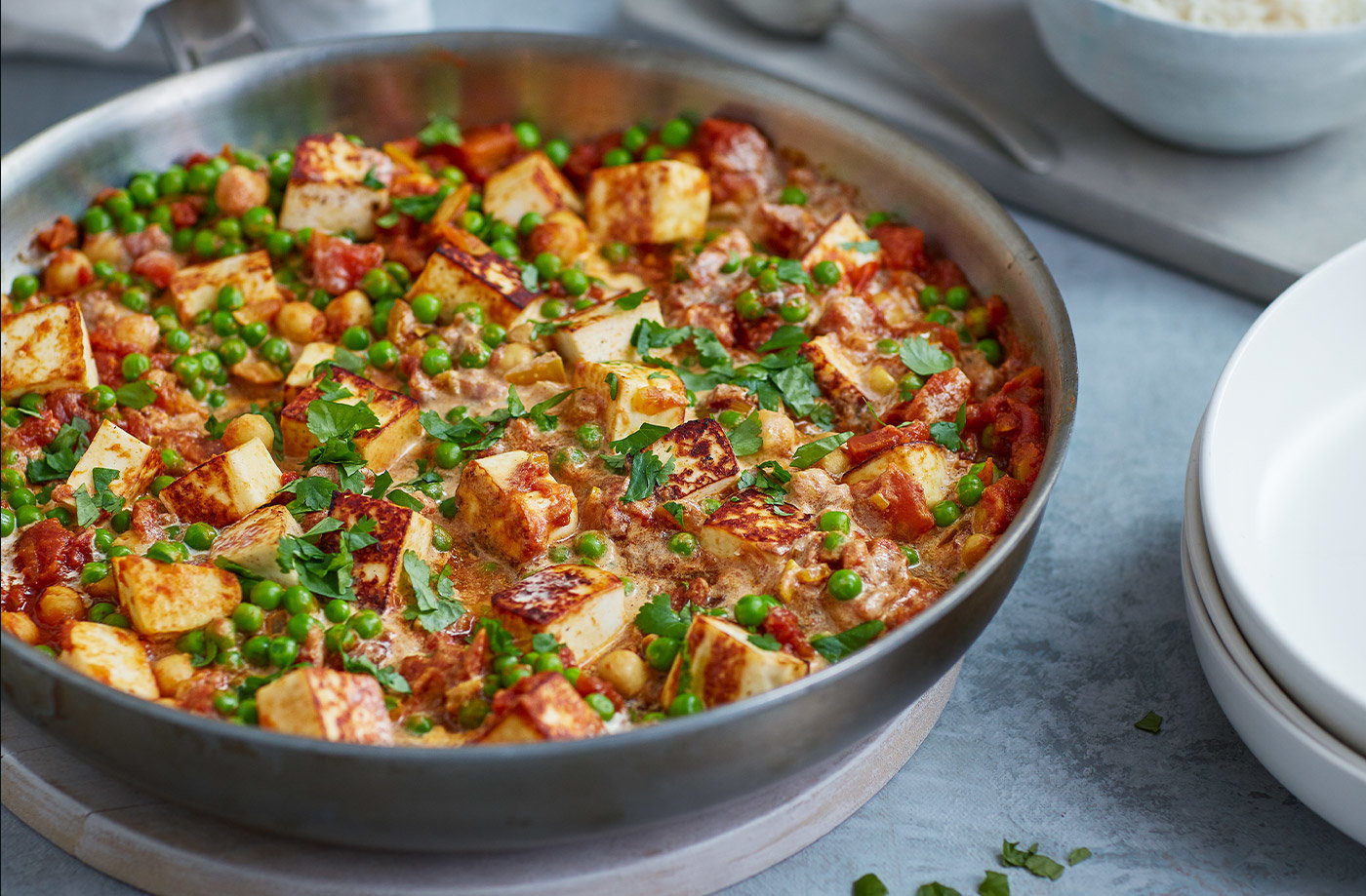 Crumbly and fresh, make Indian paneer cheese the star of the dish in these great paneer recipes.
