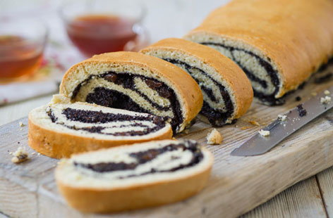 Poppy Seed Roll Tesco Real Food