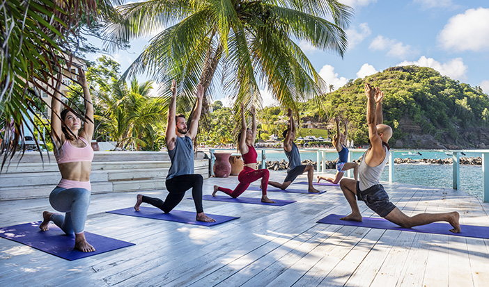Win a seven-night, all-inclusive wellness holiday for two in Saint Lucia | Tesco Real Food