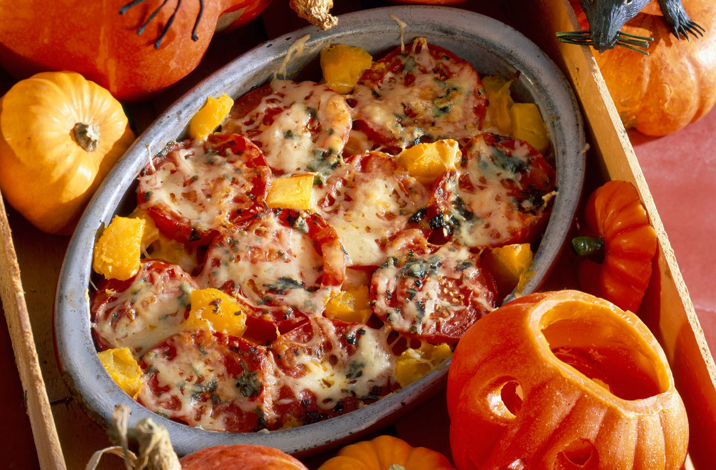 Pumpkin bake recipe