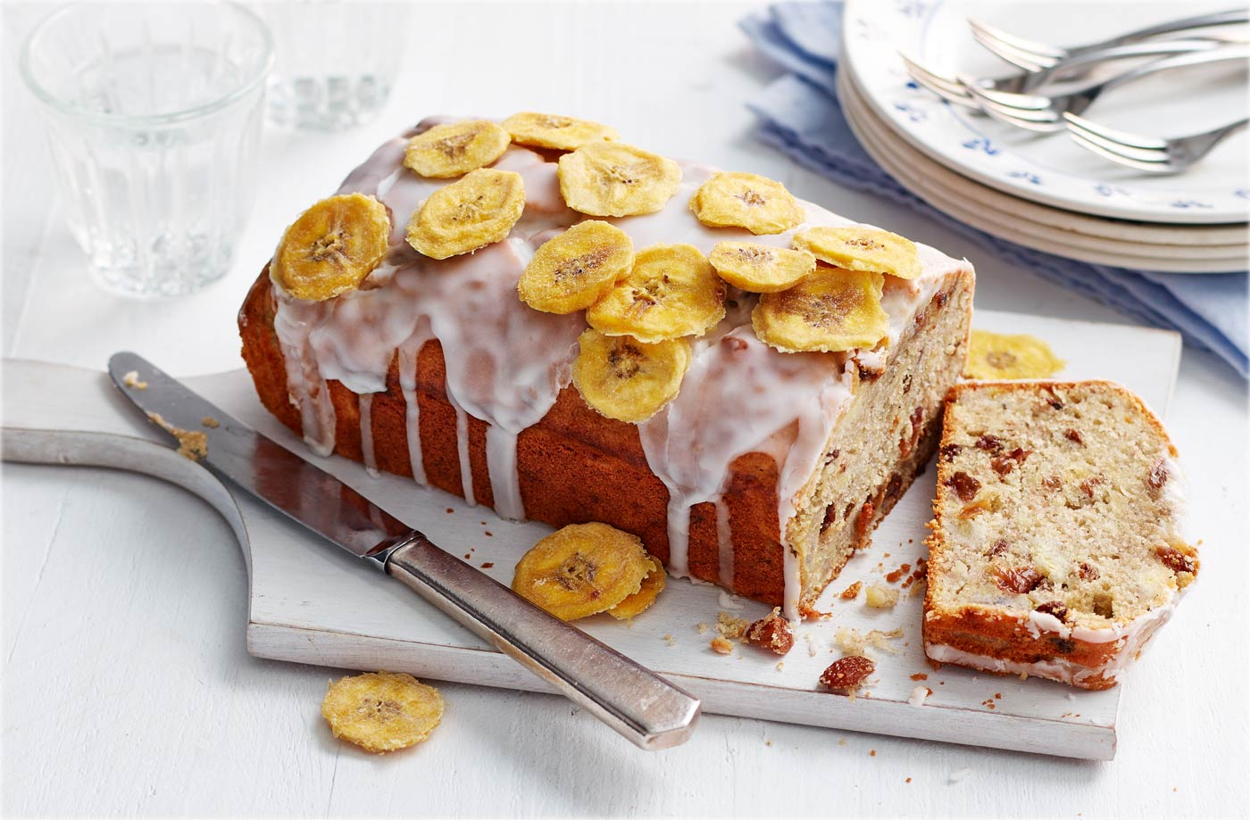 The nothing wasted banana bread tesco real food forumfinder Image collections