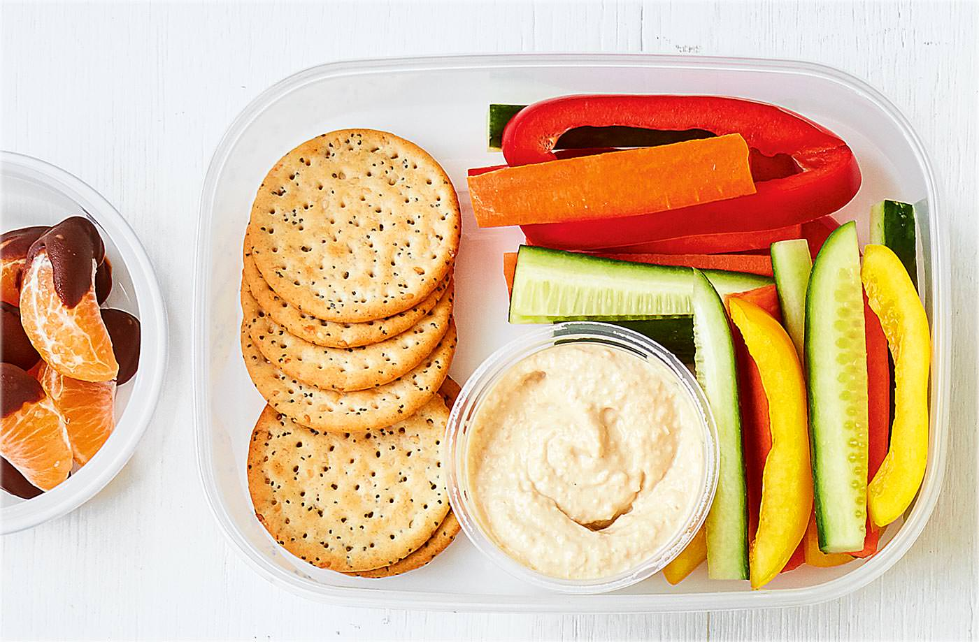 DIY lunch tray recipe