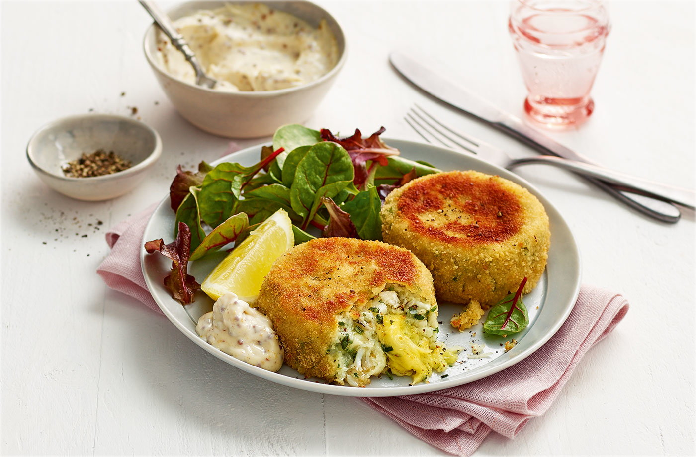 Jane's fishcakes 'for two, or one' recipe
