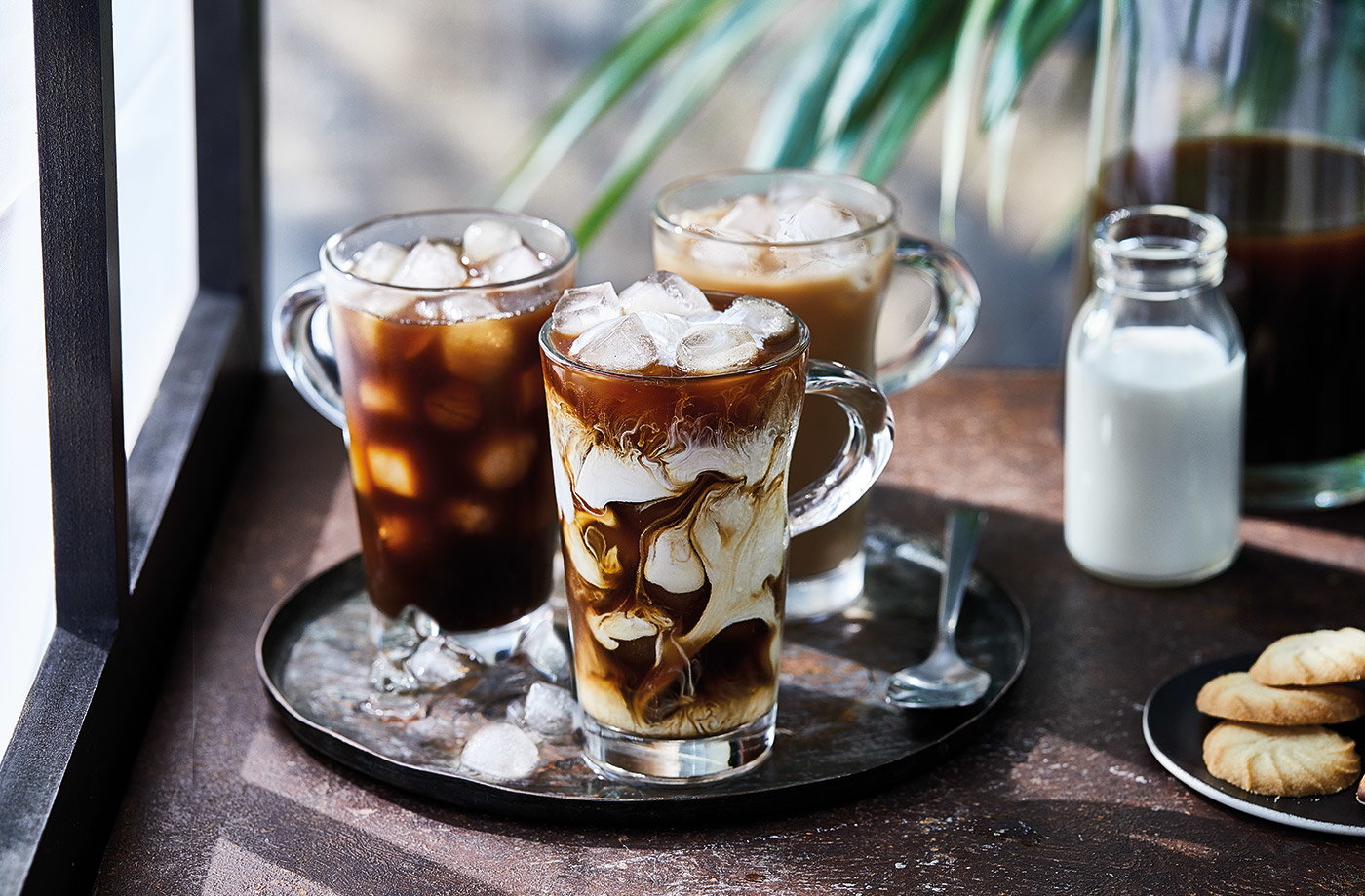 Iced Coffee Recipe Drinks Recipes Tesco Real Food