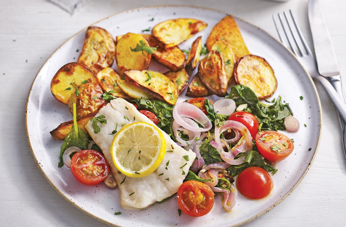 Cod Recipes Fish Recipes Tesco Real Food