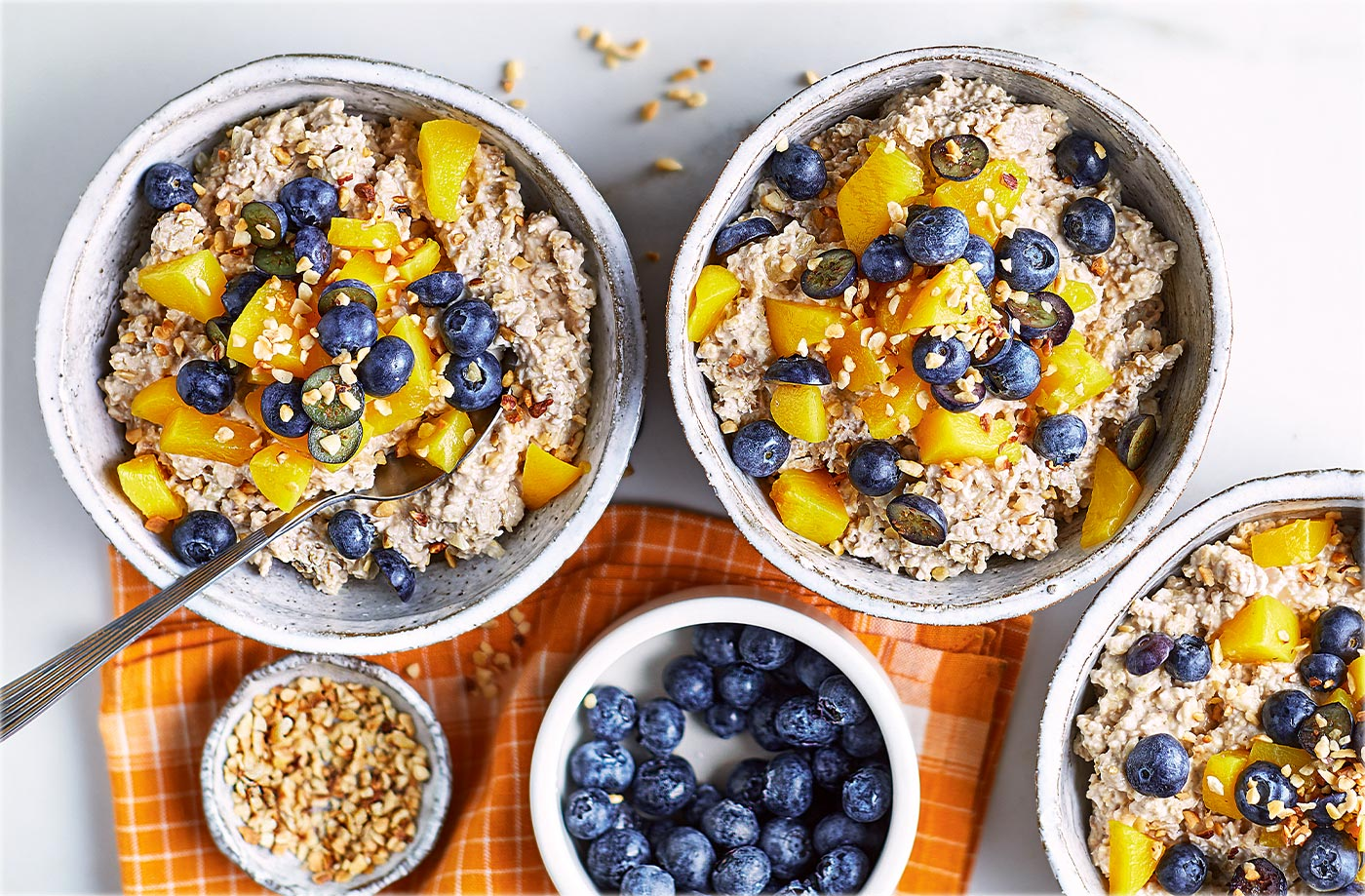 10 healthy breakfast ideas tesco real food