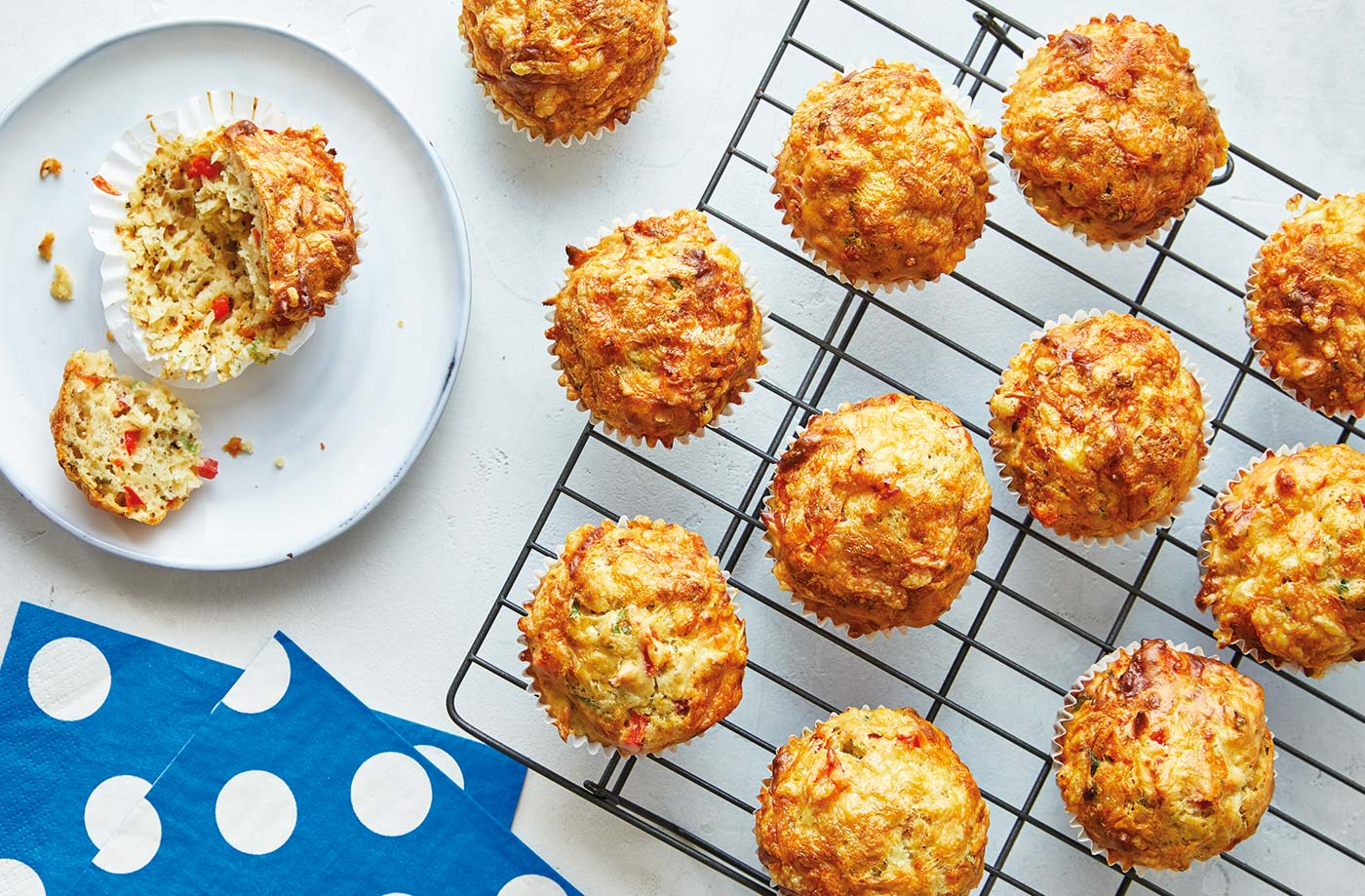 10 perfect lunchbox bakes