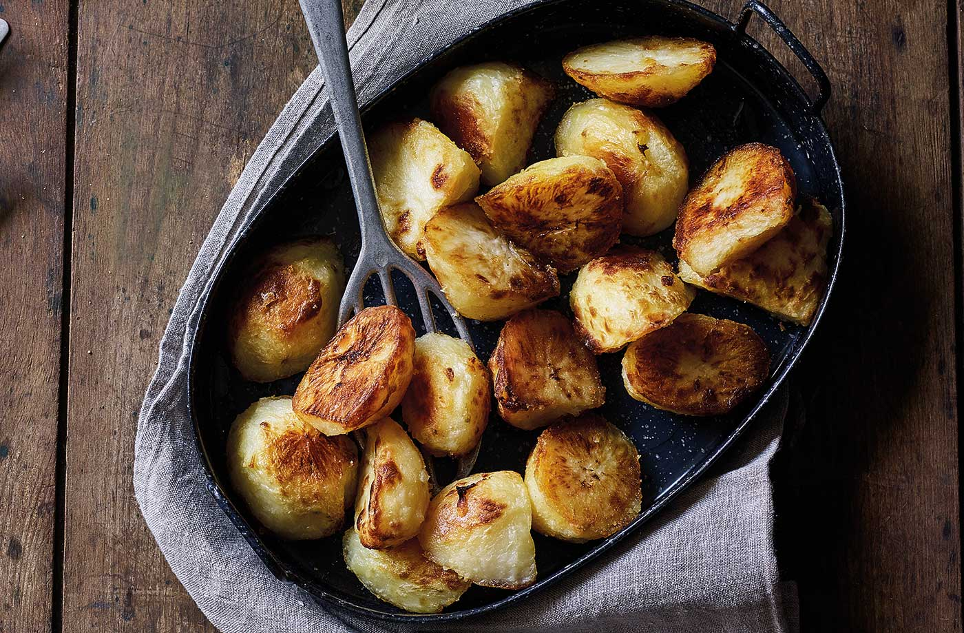 Best roast potatoes recipe