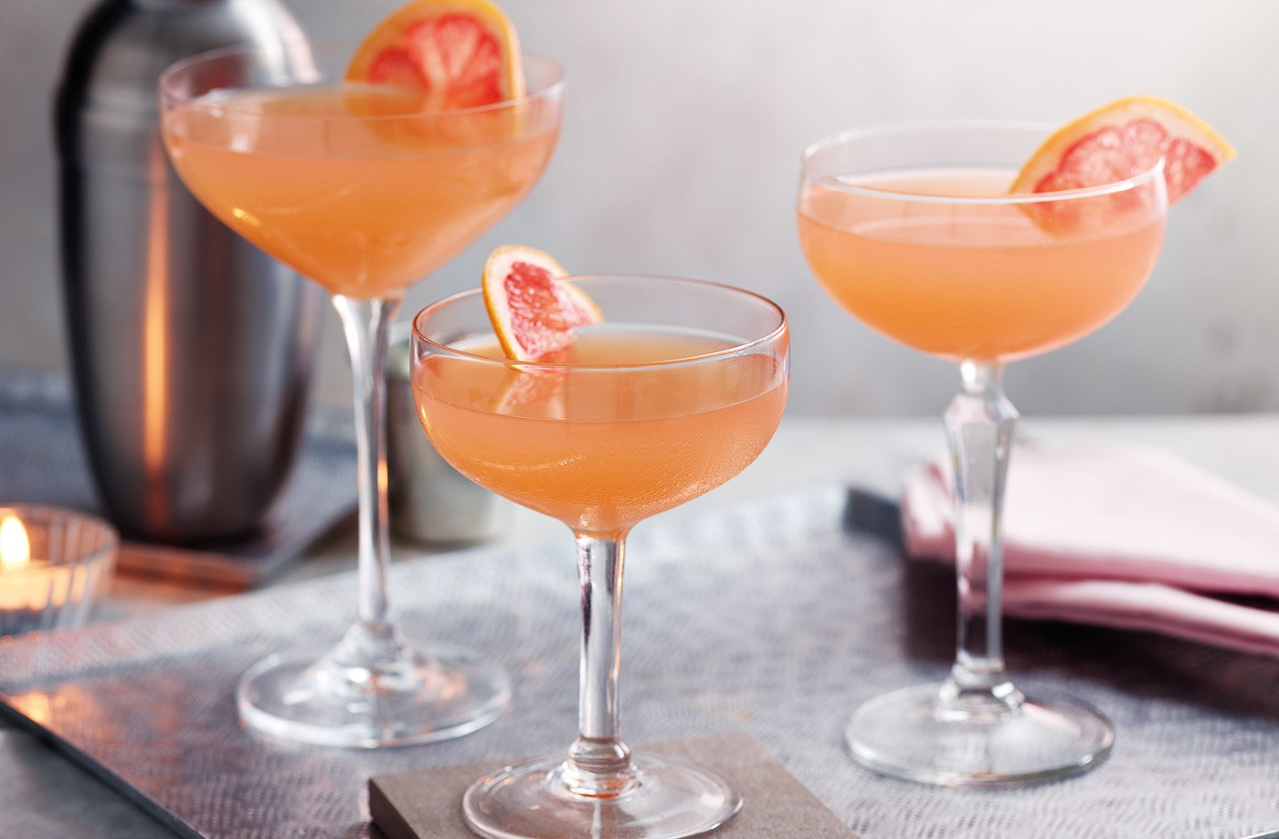 Rose gin cocktails recipe