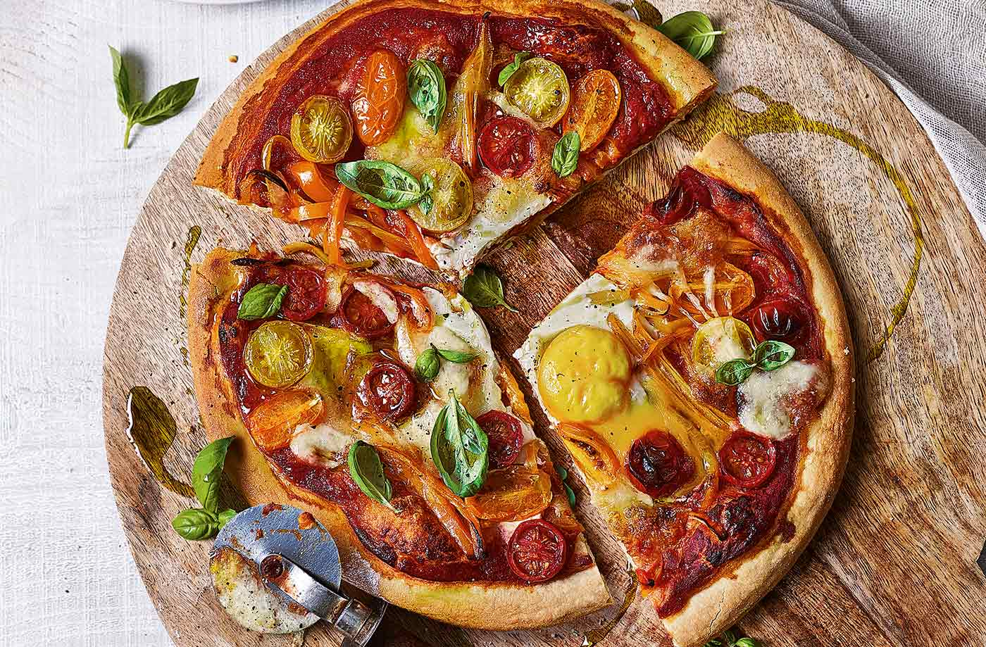 Sunshine pizzas recipe