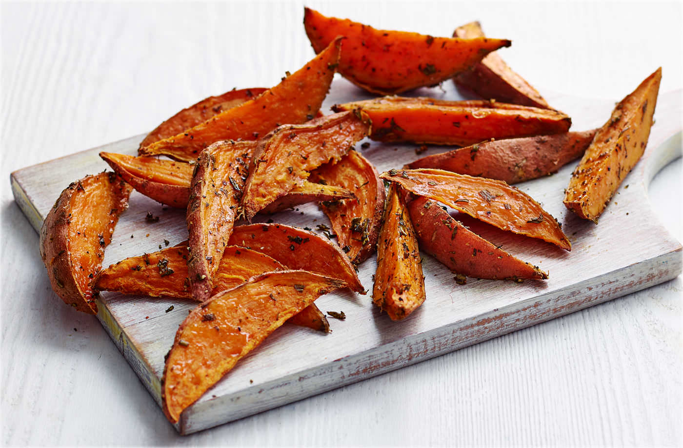 Dereks Sweet Potato And Rosemary Fries