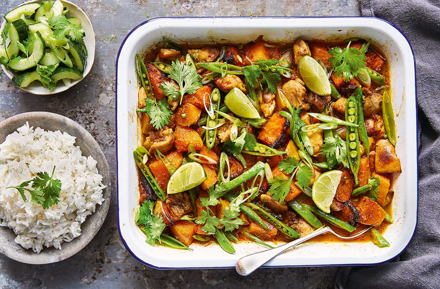 10 Best Thai Recipes Tesco Real Food