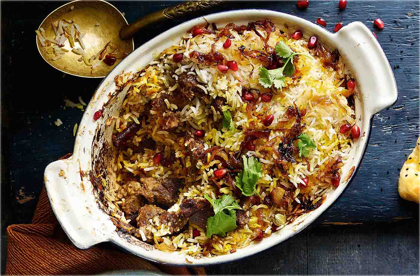 Lamb biriyani recipe