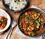 Thai Red Curry | Thai Chicken Curry