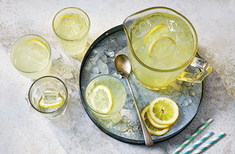 You can't beat a classic lemonade for the ultimate refreshing summer drink. This simple homemade lemonade recipe is easy to whip up – perfect for serving at barbecues, picnics and summer parties.