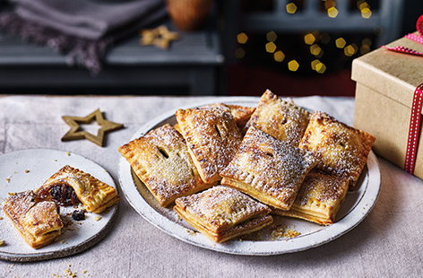 Mincemeat pop tarts