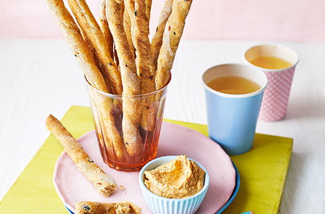 Pizza breadsticks
