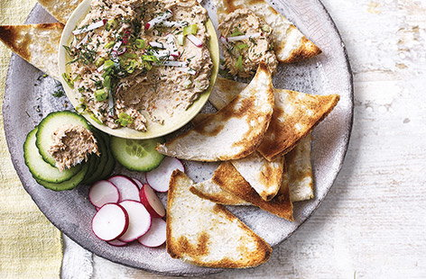 This simple kipper pâté recipe is a stunning starter for dinner parties with family and friends