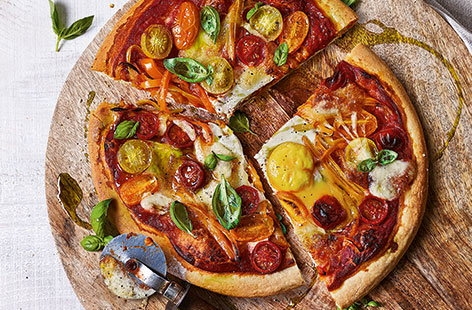 Sunshine pizzas