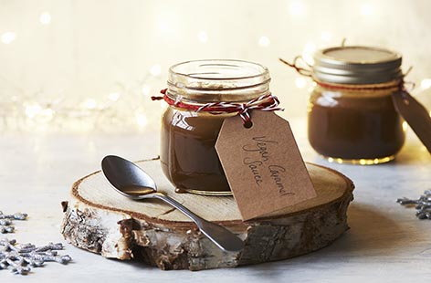 A jar of homemade salted caramel sauce makes a gorgeous edible gift and delicious treat for friends and family. The sauce keeps for up to 1 month so can be made ahead, then is ready to be drizzled on ice cream and desserts, mixed into cakes, or just eaten