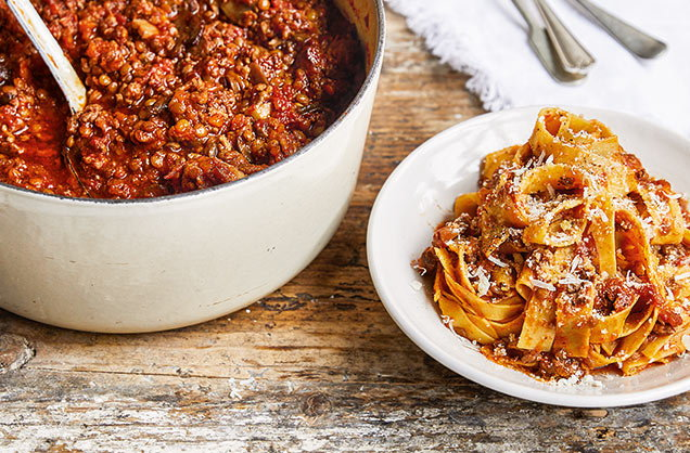 How to make spaghetti Bolognese